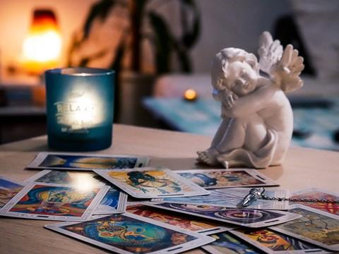 tarot pendule ange