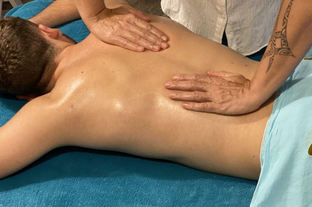 massage intuitif bien-être énergétique