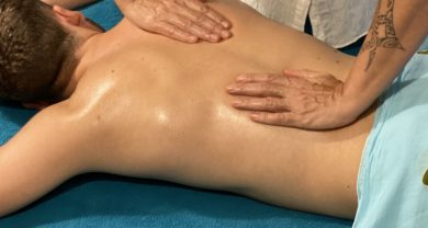 Massages Intuitif ou Shiatsu ou Tuina