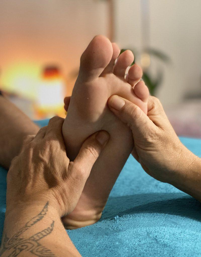 shiatsu massage bien-être énergétique